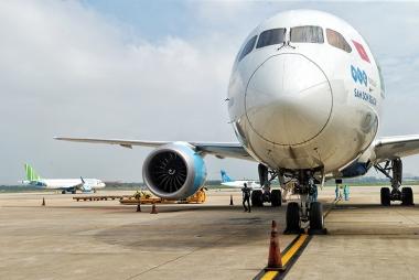 Bamboo Airways điều máy bay tối tân đón tuyển futsal Việt Nam về nước sau kỳ tích dự World Cup