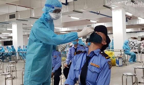 Thủ tướng chỉ đạo thần tốc sàng lọc các trường hợp nghi mắc COVID-19 tại Bắc Giang và Bắc Ninh