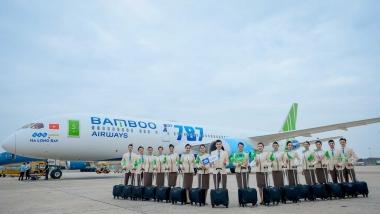 Nấc thang chinh phục chứng chỉ dịch vụ 5 sao của Bamboo Airways