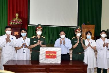 """Tinh thần """"3 không"""" trong chống dịch tại Bắc Giang, Bắc Ninh"""