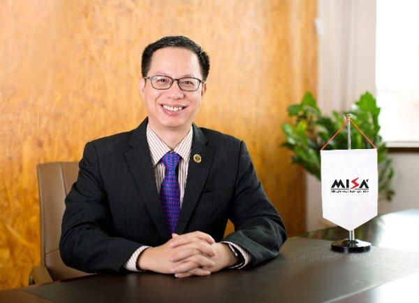"""Phó chủ tịch Nguyễn Xuân Hoàng: """"MISA sẵn sàng chia sẻ tri thức, hỗ trợ các doanh nghiệp đổi mới"""""""