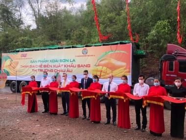 Bộ Công Thương tìm đầu ra cho nông sản Sơn La