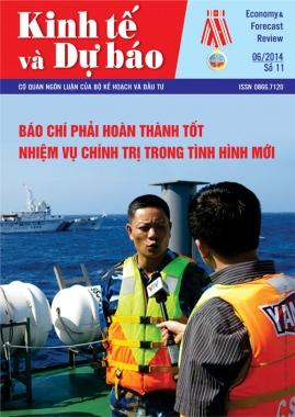 Giới thiệu Tạp chí Kinh tế và Dự báo số 11 (571
