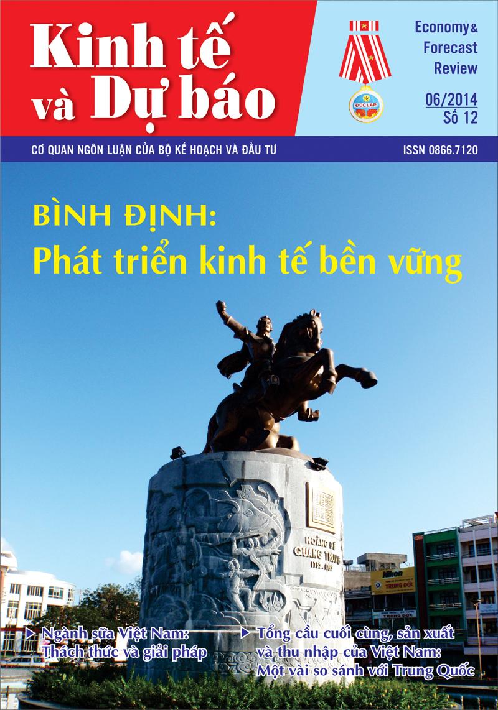 Giới thiệu Tạp chí Kinh tế và Dự báo số 12 (572)