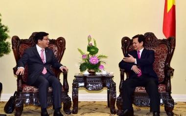 Sớm đưa FTA Việt Nam - Hàn Quốc vào thực tế