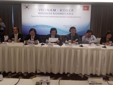 Việt Nam mong muốn có làn sóng đầu tư mới của DNNVV Hàn Quốc