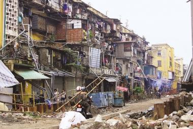 Đẩy nhanh tiến độ cải tạo chung cư cũ