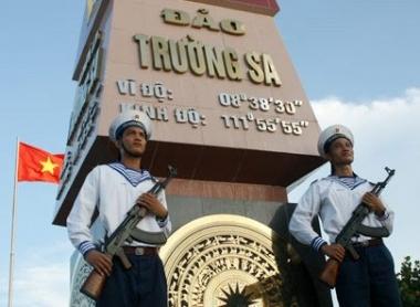 Một vài vấn đề về chủ quyền của Việt Nam trên Biển Đông