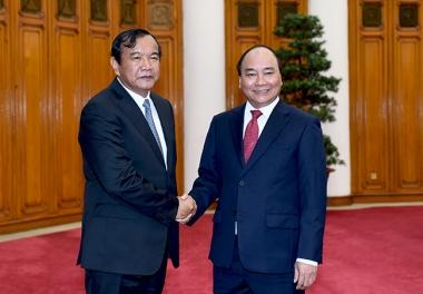 Kỷ niệm 50 năm thiết lập quan hệ ngoại giao Việt Nam - Campuchia