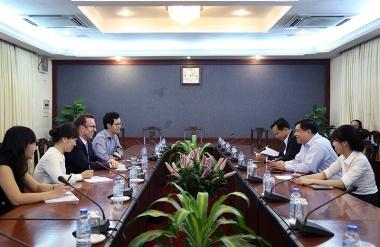 New Zealand cam kết tiếp tục đẩy mạnh đầu tư vào Việt Nam