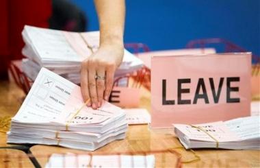 51,8% cử tri Anh chọn rời EU