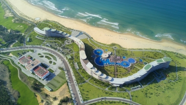 FLC giới thiệu bất động sản nghỉ dưỡng ở Singapore
