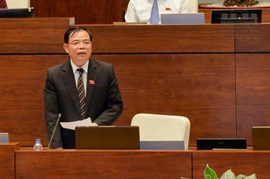 Bộ trưởng Nguyễn Xuân Cường trả lời chất vấn về 3 nhóm chủ đề nóng của ngành nông nghiệp