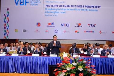 """""""Chiếc xe"""" kinh tế Việt Nam không thể vận hành trơn tru nếu thiếu sự liên kết"""
