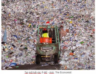 Cần thực hiện 4 nhiệm vụ cơ bản để quản lý chất thải rắn tổng hợp ở Việt Nam