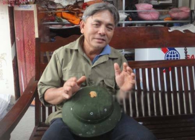 Hồ Sĩ Quảng - Tỷ phú nhờ trồng lúa theo phương pháp mới