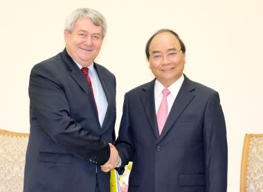 Việt Nam - Czech hợp tác sản xuất ô tô