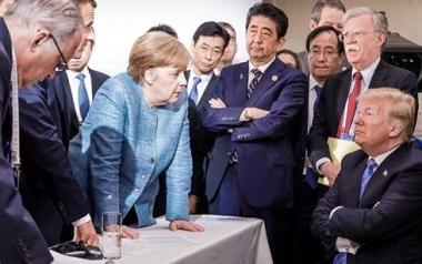 Những bất đồng xoay quanh Hội nghị G7 ở Canada