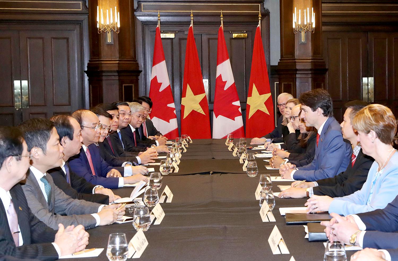 Thủ tướng kết thúc chuyến tham dự Hội nghị thượng đỉnh G7 mở rộng