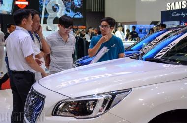 Tháng 05/2018: Sản lượng tiêu thụ ô tô duy trì ổn định