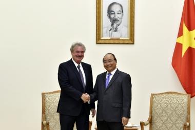 Luxembourg mời Việt Nam đến tham khảo mô hình trái phiếu xanh