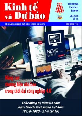 Giới thiệu Tạp chí Kinh tế và Dự báo số 16 (692)