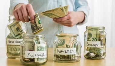 Gợi ý giải bài toán chi tiêu cho từng mục đích của người muốn tiết kiệm hiệu quả