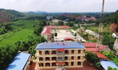 TP. Sông Công (Thái Nguyên) đạt chuẩn nông thôn mới