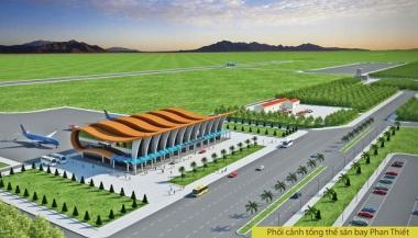Yêu cầu đẩy nhanh tiến độ dự án Cảng hàng không Phan Thiết