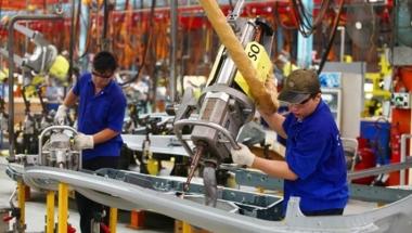 Ngành chế biến, chế tạo tiếp tục dẫn dắt tăng trưởng sản xuất công nghiệp