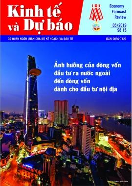 Giới thiệu Tạp chí Kinh tế và Dự báo số 15 (697)