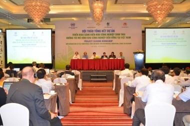 Khu công nghiệp sinh thái - Hướng phát triển bền vững cho công nghiệp Việt Nam