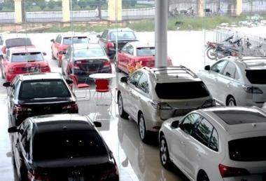 Tháng 5/2019, sản lượng tiêu thụ xe ô tô đạt 27.480 chiếc