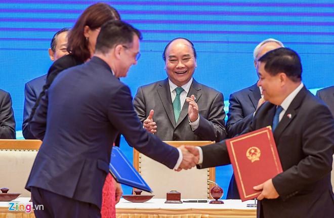 Việt Nam - EU ký kết 2 hiệp định quan trọng