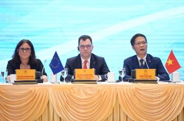 Sẽ dùng cơ chế đối thoại khi xử lý các vi phạm trong thực thi EVFTA