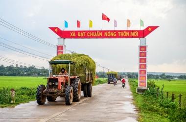 Năm 2020, cả nước có ít nhất 60% số xã đạt chuẩn nông thôn mới