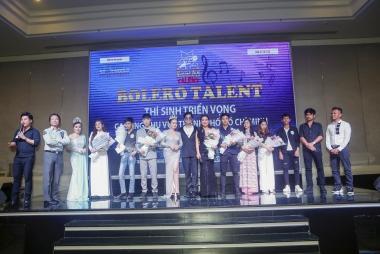 Casting Bolero Talent 2020 - Sự xuất hiện của nhiều nhân tố bí ẩn