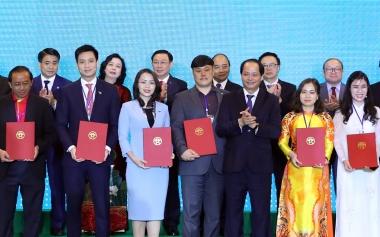 Tập đoàn FLC ký biên ban ghi nhớ đầu tư dự án trọng điểm tại Hà Nội