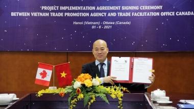 Canada và Việt Nam hợp tác, nâng cao năng lực xuất khẩu tại doanh nghiệp do phụ nữ làm chủ