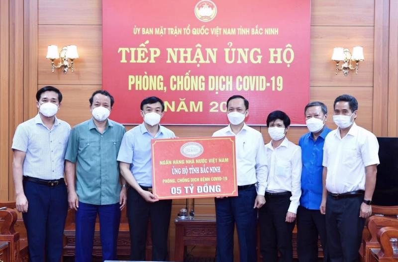 NHNN sẽ xây chính sách riêng về giãn, hoãn nợ cho doanh nghiệp, người dân Bắc Giang, Bắc Ninh