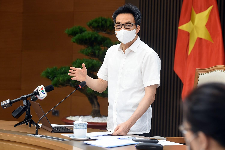 Chính phủ hoan nghênh các doanh nghiệp, người dân đồng hành để Việt Nam có vaccine sớm nhất