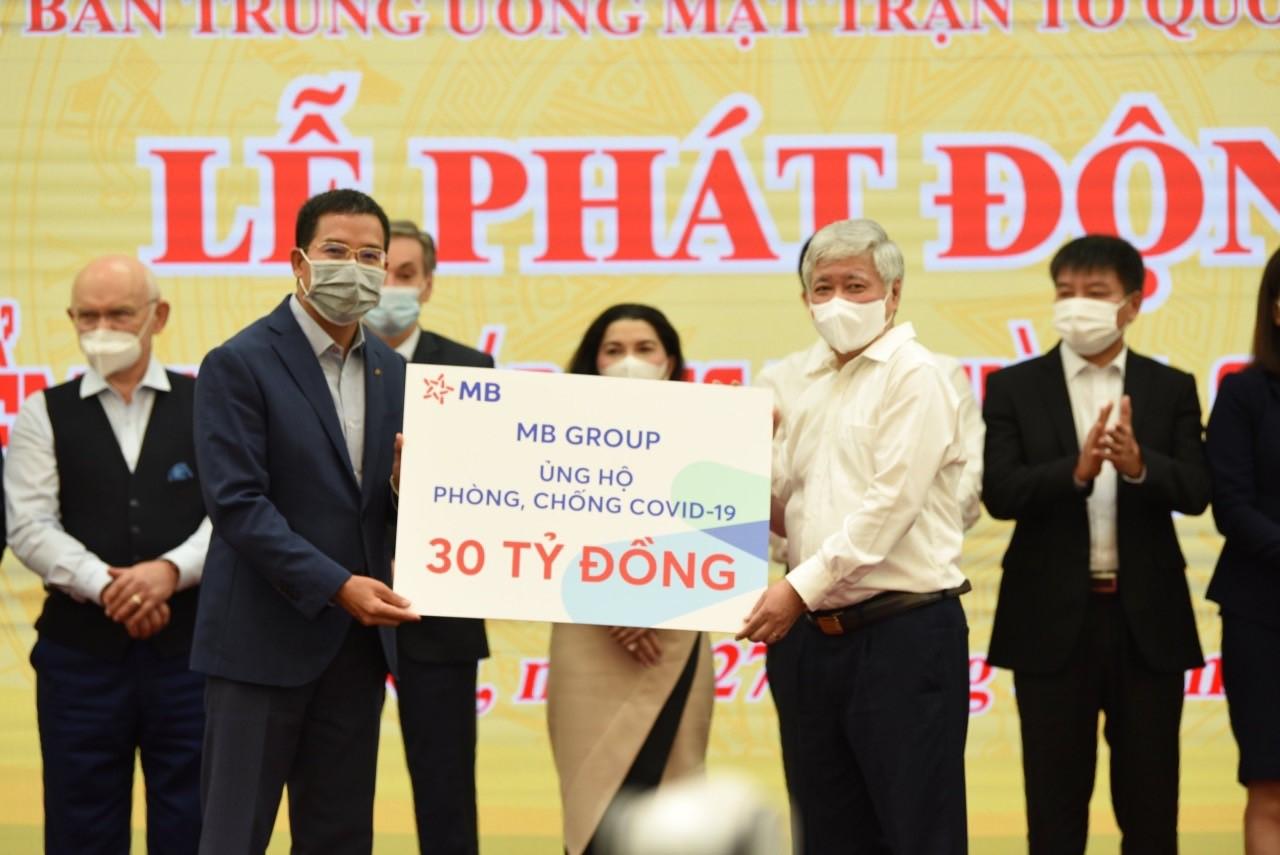 Quỹ vaccine tạo nên một kết nối rất đẹp về tinh thần tương thân, tương ái của người Việt Nam