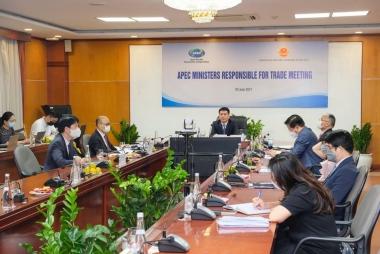 Bộ trưởng Nguyễn Hồng Diên: Việt Nam ủng hộ hợp tác trong APEC nhằm có vắc-xin kịp thời, hiệu quả