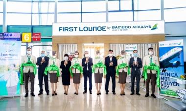 Sân bay Phù Cát có Phòng chờ Thương gia tư nhân đầu tiên