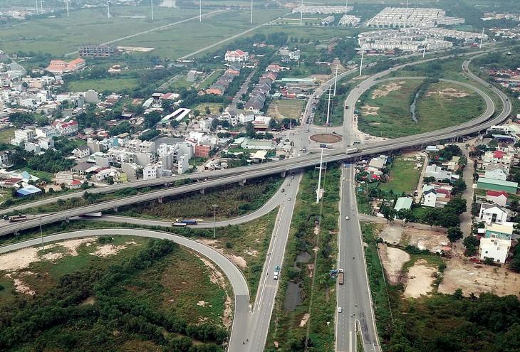 Giai đoạn 2021-2025, phấn đấu hoàn thành tuyến Vành đai 3, 4 TP. Hồ Chí Minh
