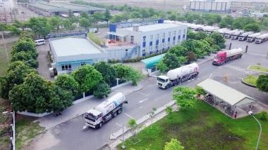 Trạm nạp LPG Thị Vải đạt kỷ lục xuất khẩu hàng mới trong cao điểm dịch Covid-19