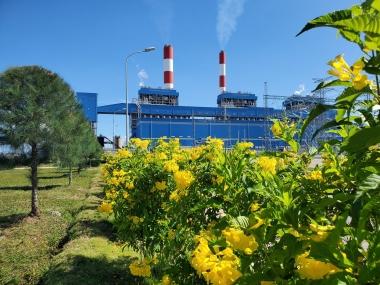 Bảo vệ môi trường gắn với sản xuất nhiệt điện than của EVN