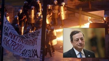Chuyển biến tích cực cho khủng hoảng nợ Hy Lạp