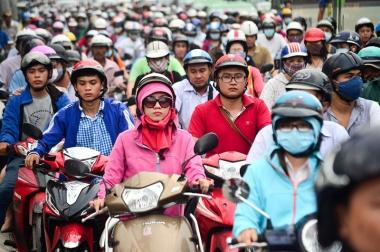 Kiến nghị dừng thu phí bảo trì đường bộ đối với xe máy