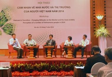 """Tâm lý """"dựa vào Nhà nước"""" vẫn hiện hữu ở người dân Việt Nam"""
